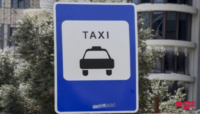 Taksi sürücülərinin fərqlənmə nişanlarını alması üçün onlayn müraciət platforması hazırlanıb
