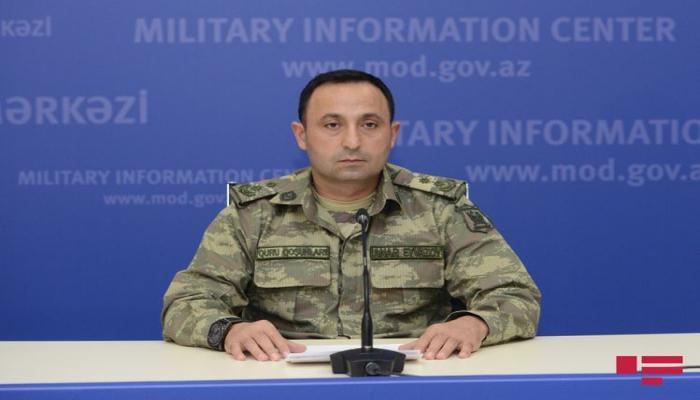 Azərbaycan MN: Döyüş bayrağını qoyub qaçan düşmənin iki yolu var