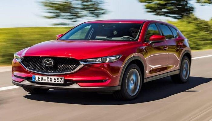 2021-ci model ilinin Mazda CX-5 modeli təqdim edilib