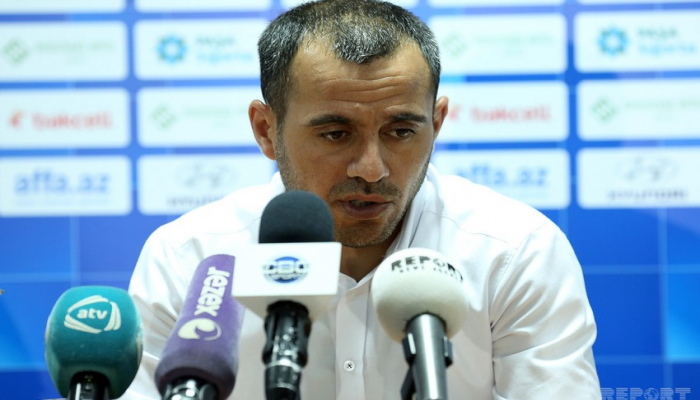 """Ayxan Abbasov: """"Sumqayıt"""" get-gedə daha yaxşı olacaq"""""""