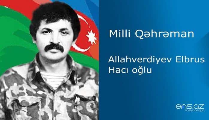 Elbrus Allahverdiyev Hacı oğlu