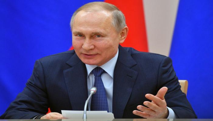 """Putin ABŞ jurnalına yazdı: """"Hamı məsuliyyət daşıyır"""""""