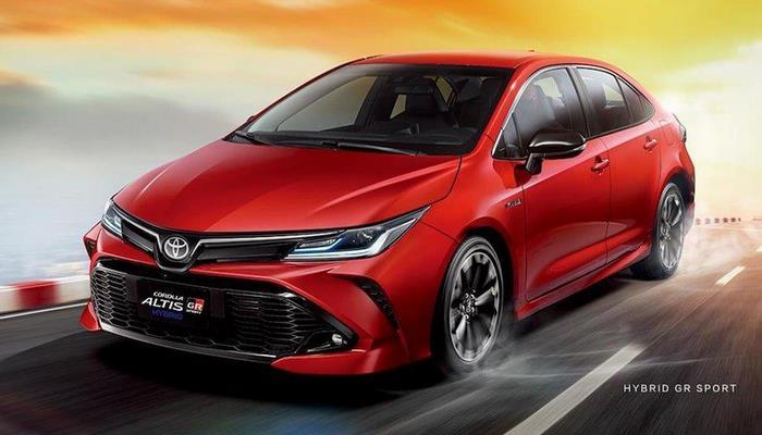 Toyota Corolla idman versiyasında təklif olunur