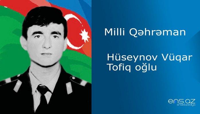 Vüqar Hüseynov Tofiq oğlu