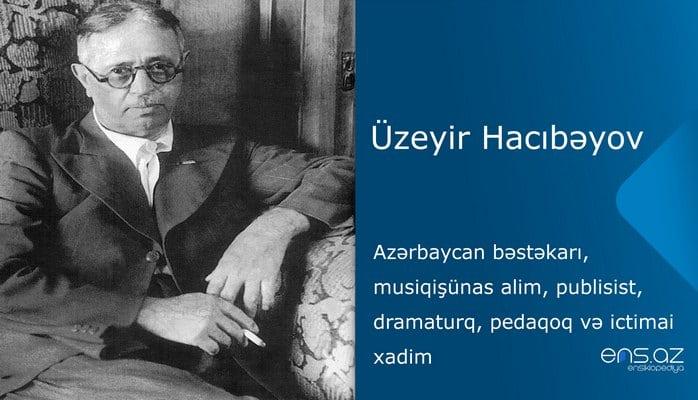 Üzeyir Hacıbəyov