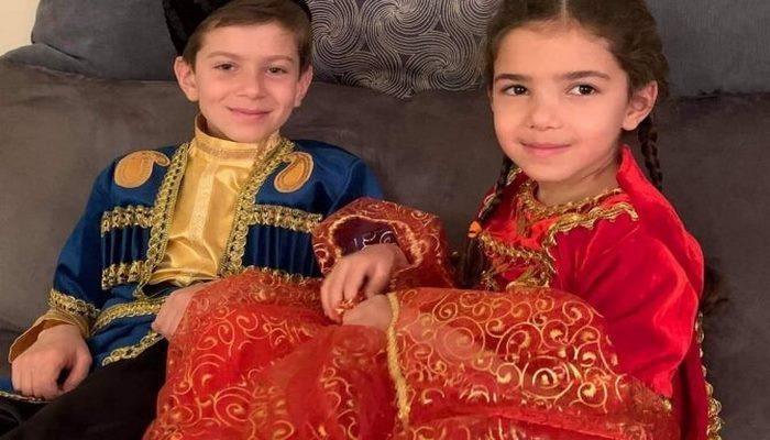 ABŞ-da Prezidentdən mükafat alan 10 yaşlı azərbaycanlı