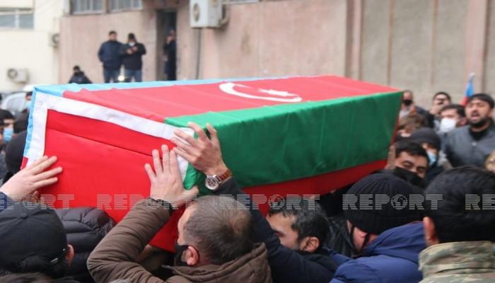 Azərbaycan Ordusunun itkin düşən əsgərinin nəşi tapılıb