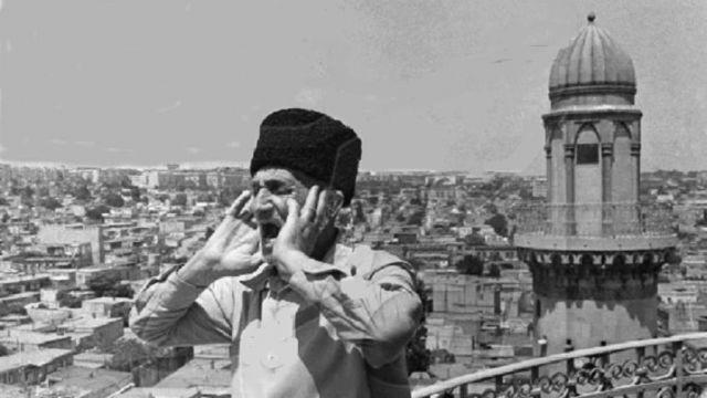 Bakı, Təzəpir məscidi, 1979