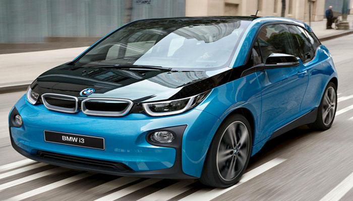 BMW yeni elektromobillər istehsal edəcək