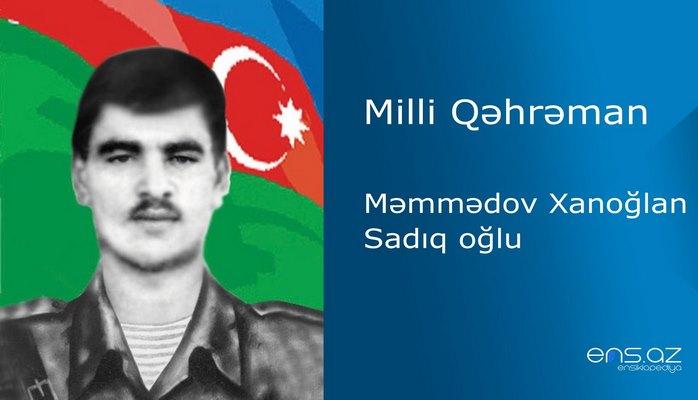 Xanoğlan Məmmədov Sadıq oğlu