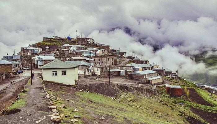 Azərbaycan dağlarında 3 sehrli yer