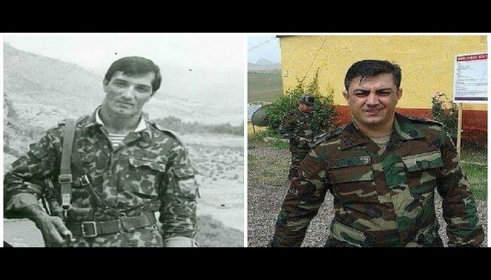 """Əliyar Əliyevin oğlu: """"Atamın qanı yerdə qalmadı..."""