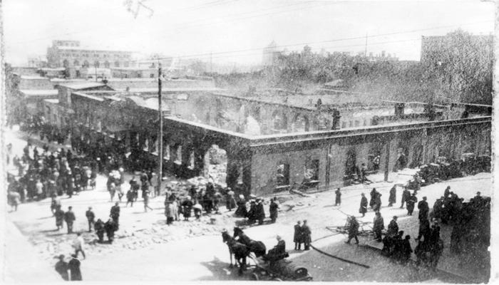 Ermənistan-Azərbaycan müharibəsi 1918-1920 - İngilis jurnalistin qeydləri
