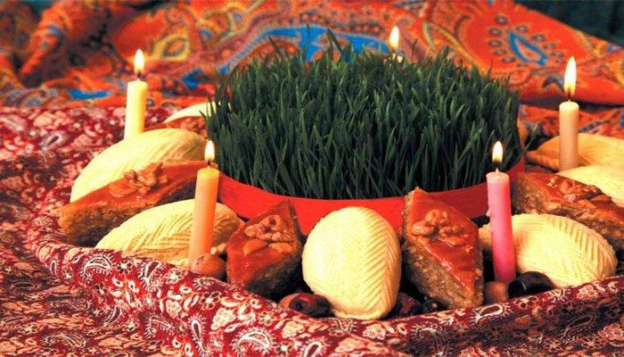Novruz tapmacaları