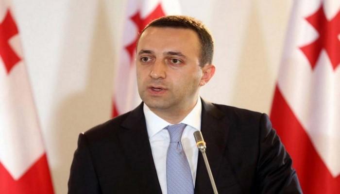 Gürcüstanın baş naziri azərbaycanlılarla görüşüb