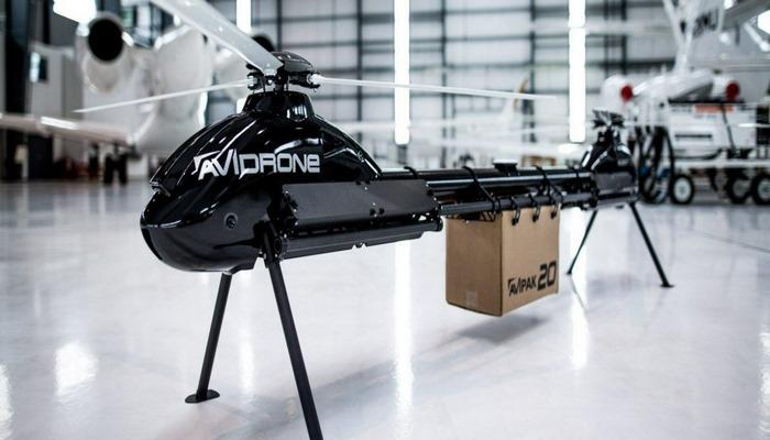 İkiqat dron hazırlandı -  5 qat daha çox qaldırır və 10 dəfə daha uzağa  uçur