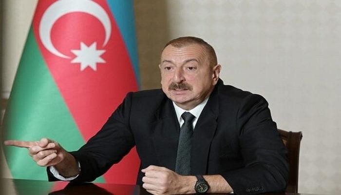 """İlham Əliyev: """"233 erməni tankı bizdədir"""""""