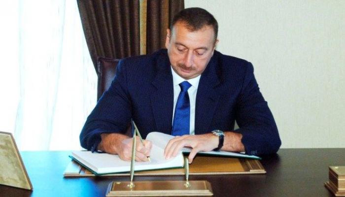 Prezident Əfqanıstanda xidmət etmiş hərbçiləri təltif etdi