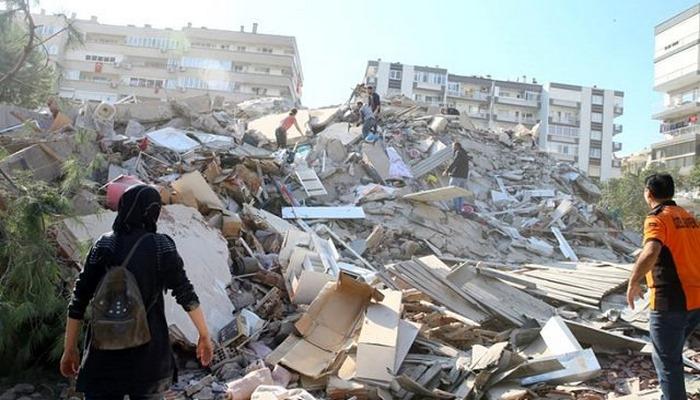 İzmir'de meydana gelen deprem sonrası dünyadan Türkiye'ye destek mesajları yağdı