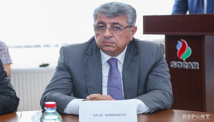 Халик Мамедов: В SOCAR работает всего один иностранец