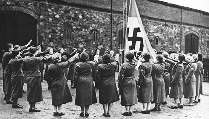 Komsomolun analoqu — Almaniyada nasist qadınlar üçün düşərgə
