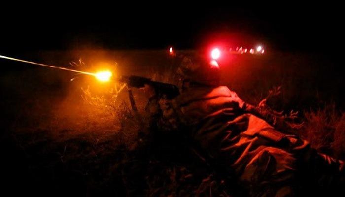 На азербайджано-армянской границе начались ночные бои