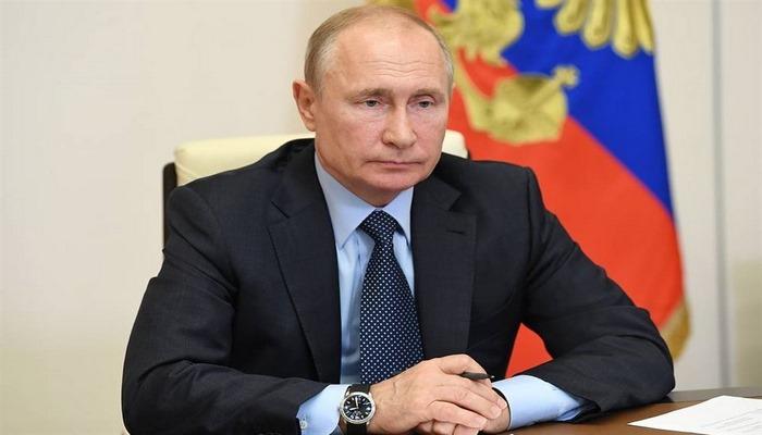 """Putin: """"ABŞ-ın Əfqanıstanda olması Moskvanın maraqlarına zidd deyil"""""""