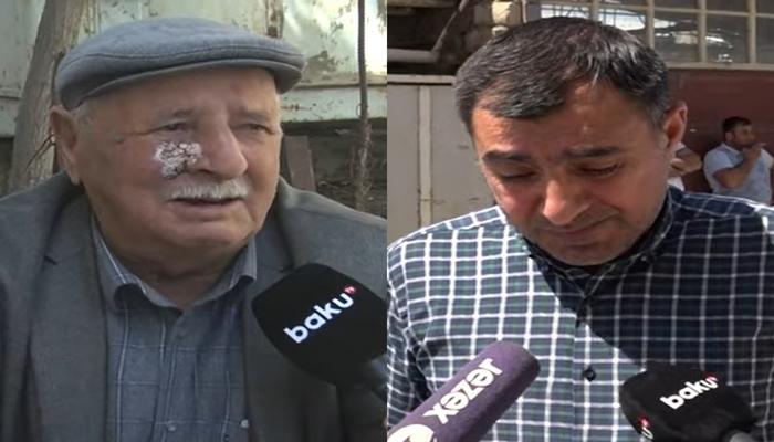 """Şəhid media nümayəndəsinin babası: """"Yenicə ailə qurmuşdu"""""""