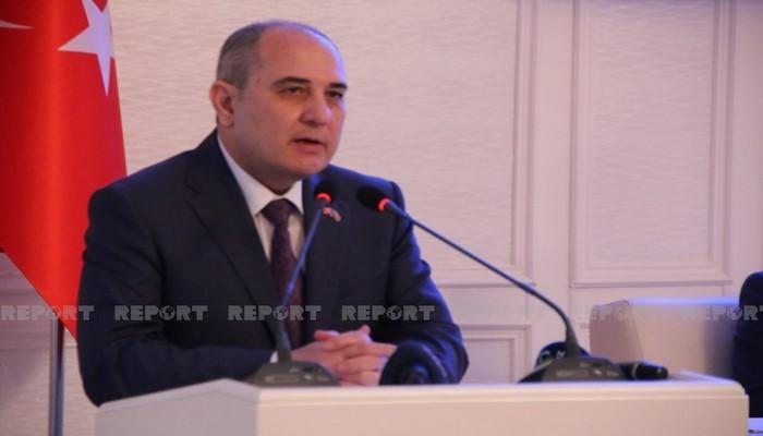 """Tahir Budaqov: """"Azərbaycanla Türkiyə arasında yeni münasibətlər yaranır"""""""
