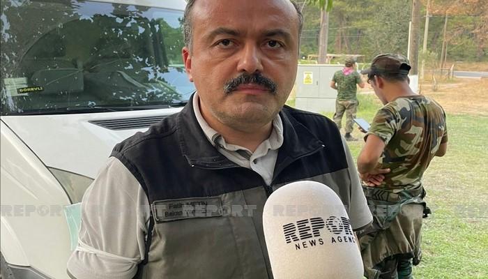 """Türkiyənin nazir müavini: """"Prezident İlham Əliyev və Azərbaycan xalqına təşəkkür edirik"""""""