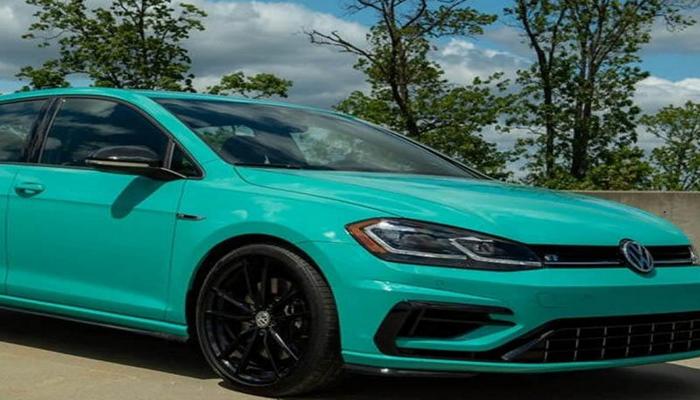 Volkswagen 2019 Golf R üçün 40 xüsusi rəng seçimini təqdim edir