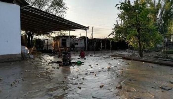 """Güclü yağış Xaçmazı """"vurdu"""": Elektrik enerjisi dayandı"""
